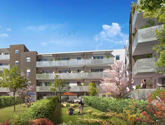 Appartements avec un grand extérieur