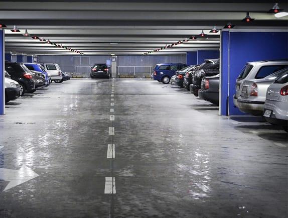 Parkings, locaux vélos ou caves